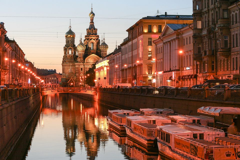 Church of Saint Petersburg