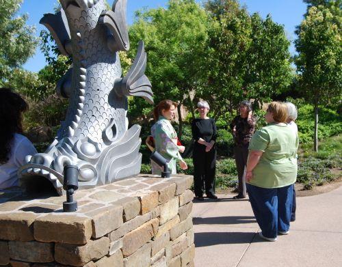 Japanese Friendship Garden in Phoenix