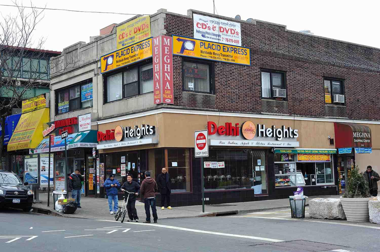 Jackson Heights, Queens, New York.