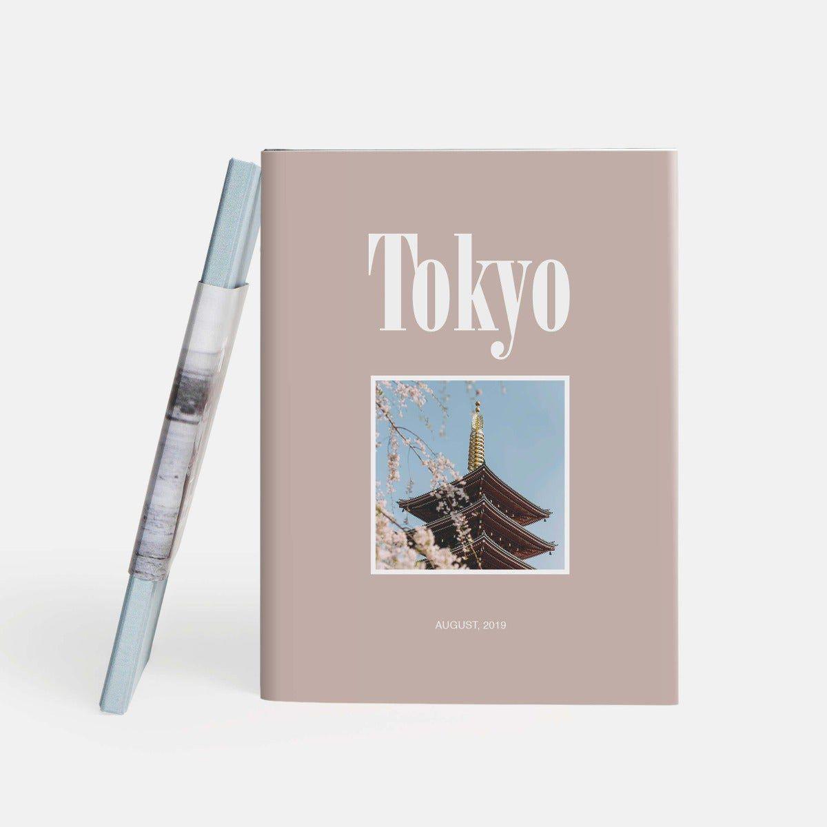 Artifact Uprising Custom Hardcover Travel Photo Book