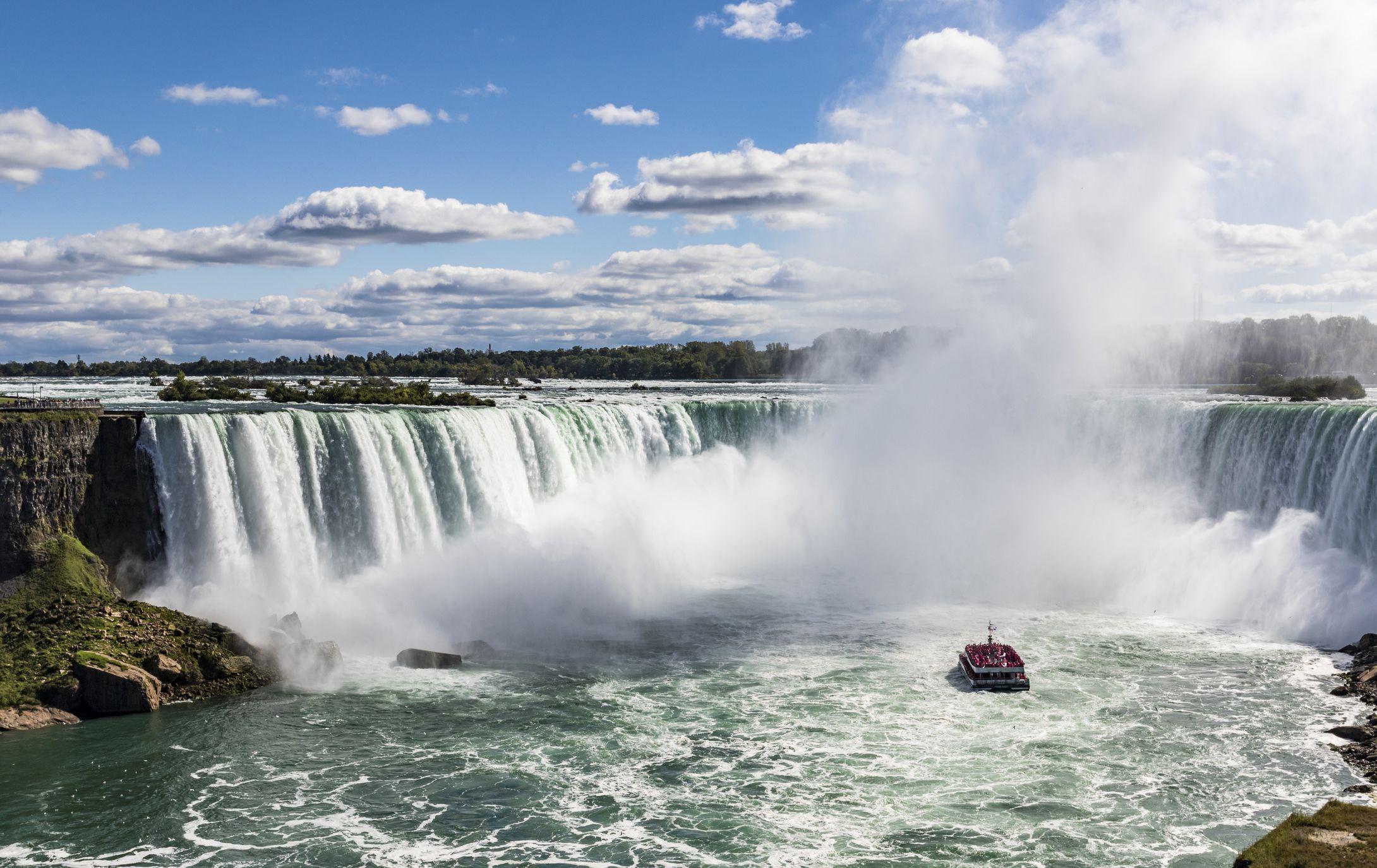 Travel Dan Pengunjung Panduan Untuk Air Terjun Niagara Kanada