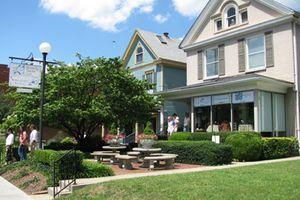 The Highlands neighborhood in Louisville, KY