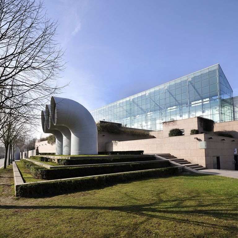 The Strasbourg Modern and Contemporary Arts Museum
