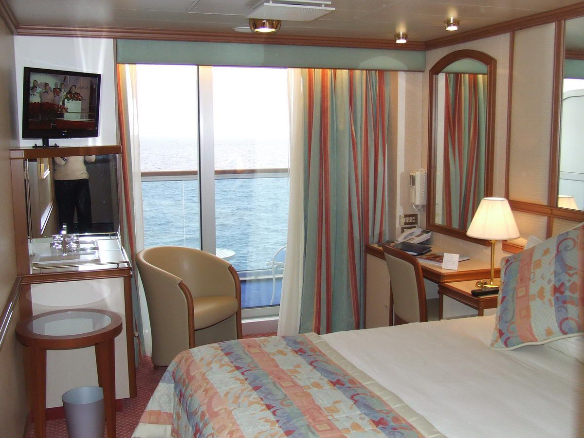 Ruby Princess Cruise Ship Cabins And Suites