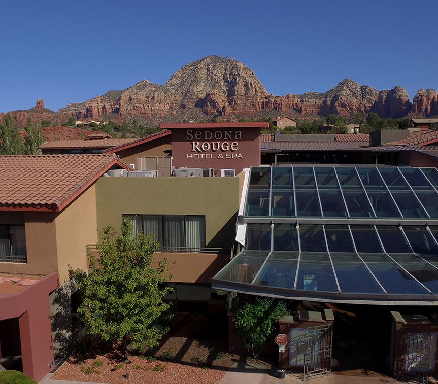 A look at Sedona Rouge