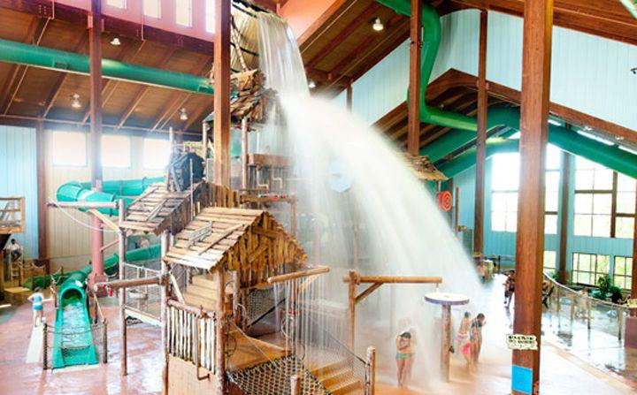 Splash Country waterpark Missouri