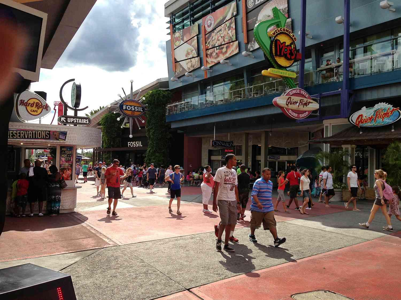 CityWalk at Universal Studios Orlando