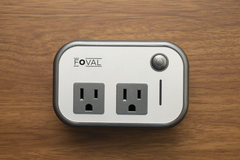 Foval Power Step-Down Voltage Converter