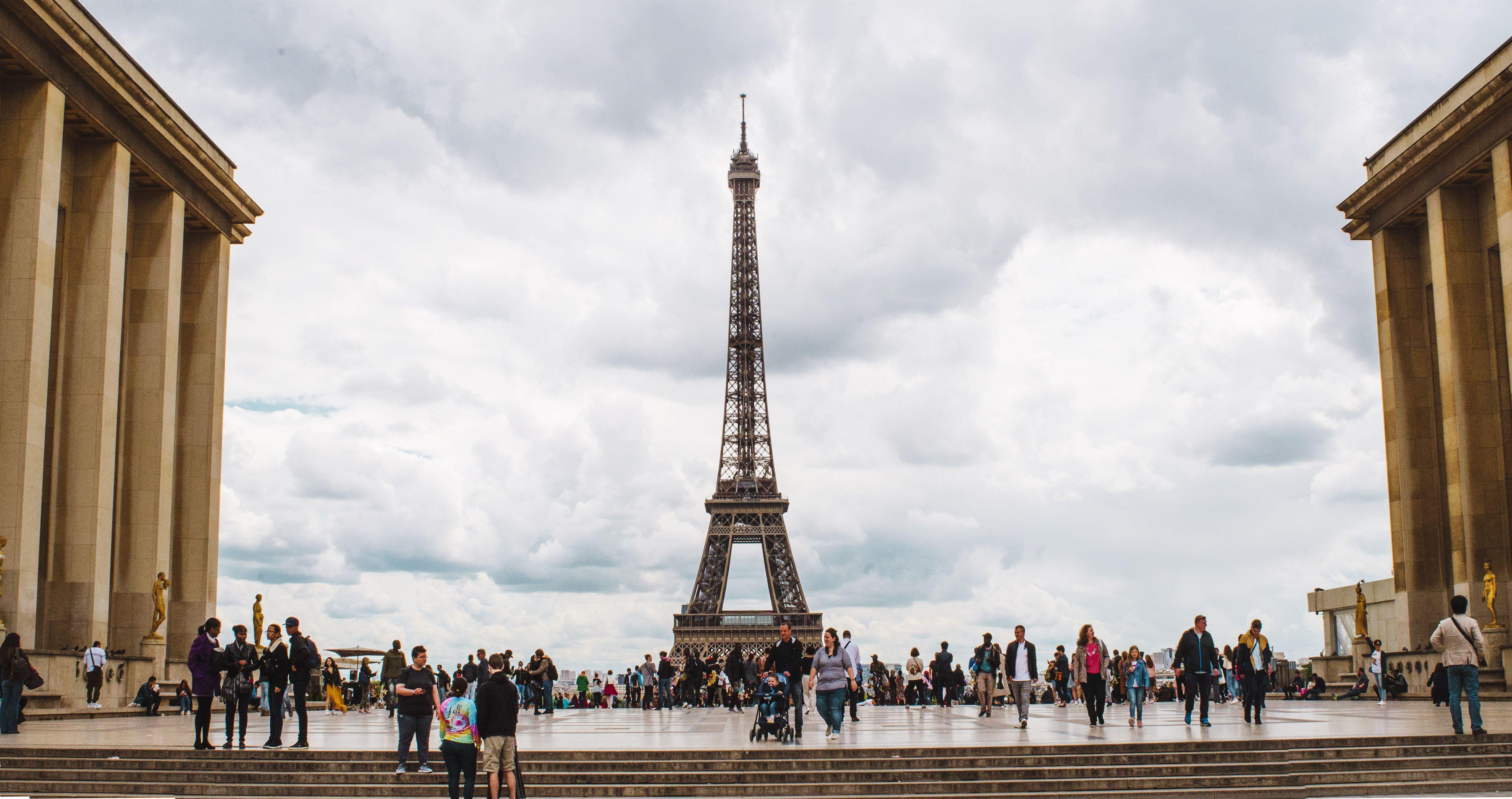 The Palais De Chaillot In Paris  The Complete Guide