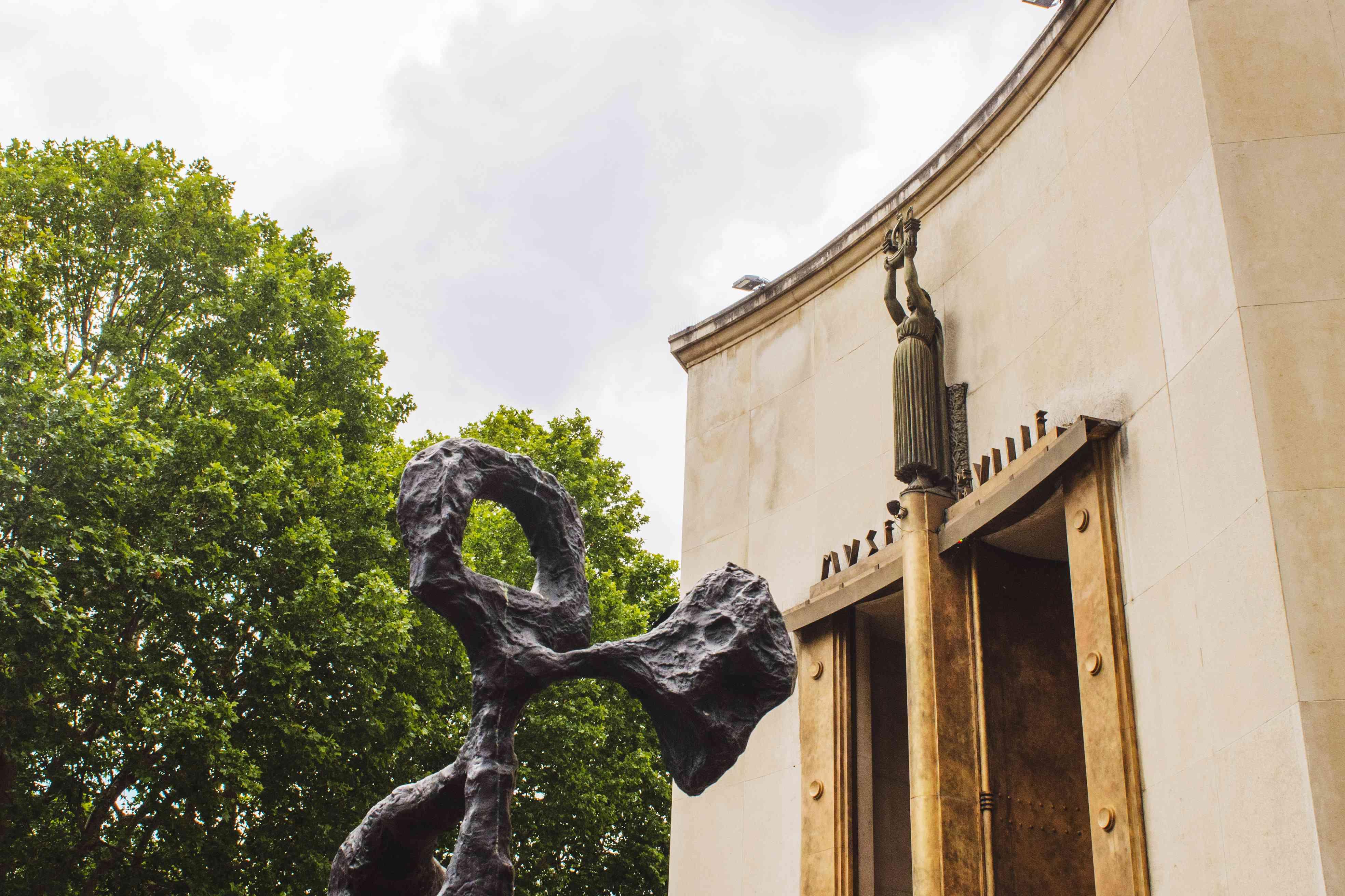 Top Contemporary Art Museums in Paris