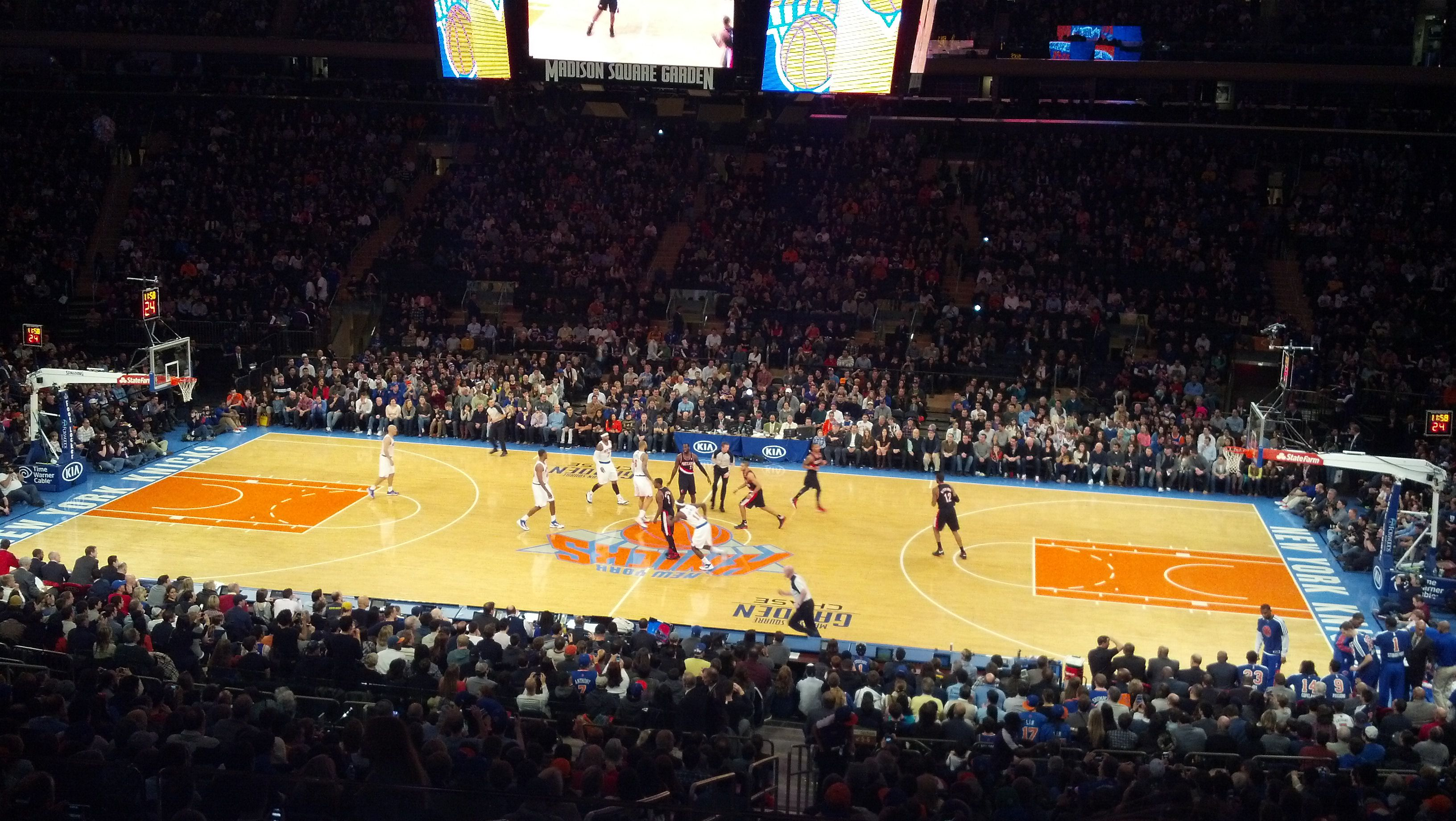 Madison Square Garden: Madison Square Garden: Guide For A Knicks Game In New York