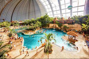 Tropical Islands waterpark