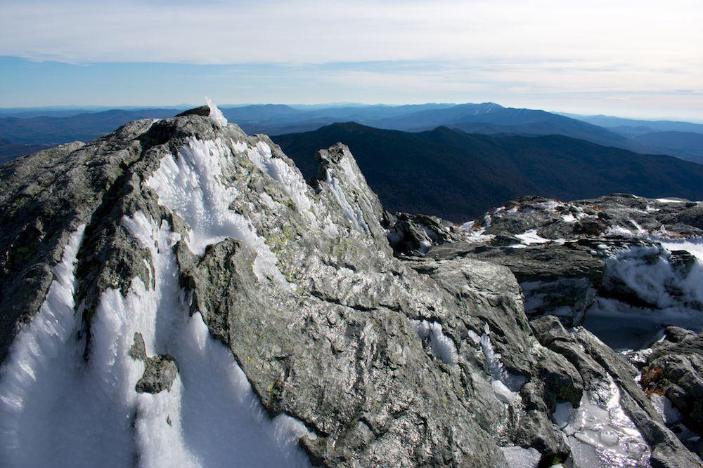 Camel's Hump Mountain, Vermont