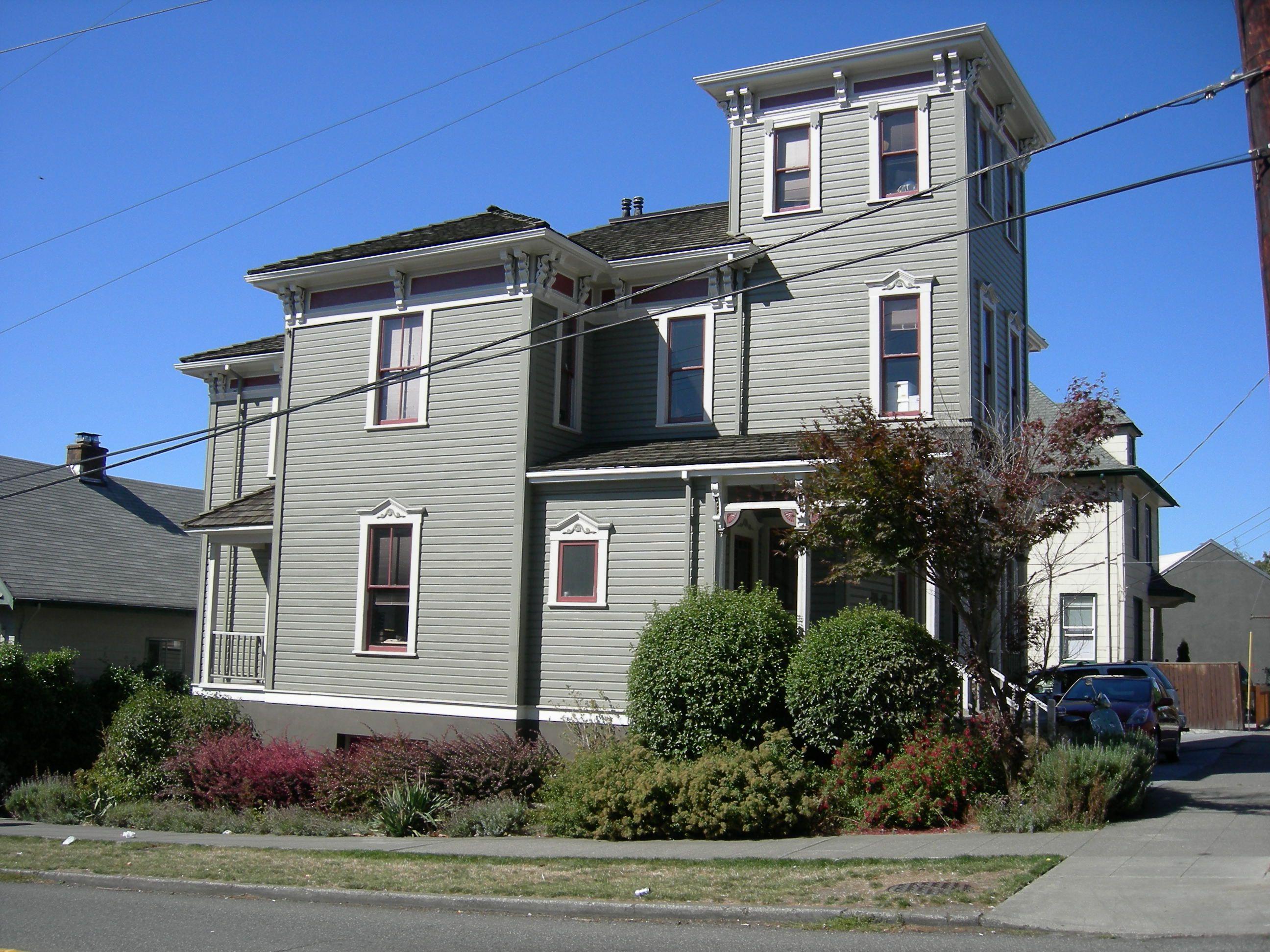 Ward House in Seattle
