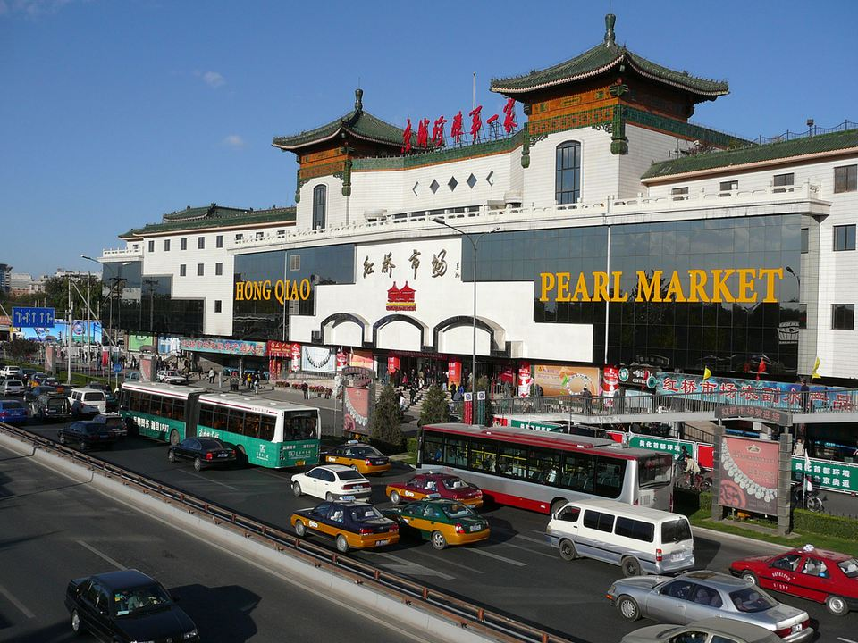 The Hong Qiao market is a must see. Lots of souvenir shopping. Everything from jade and pearls, to silk clothes, leathers, shoes, watches, and art work.