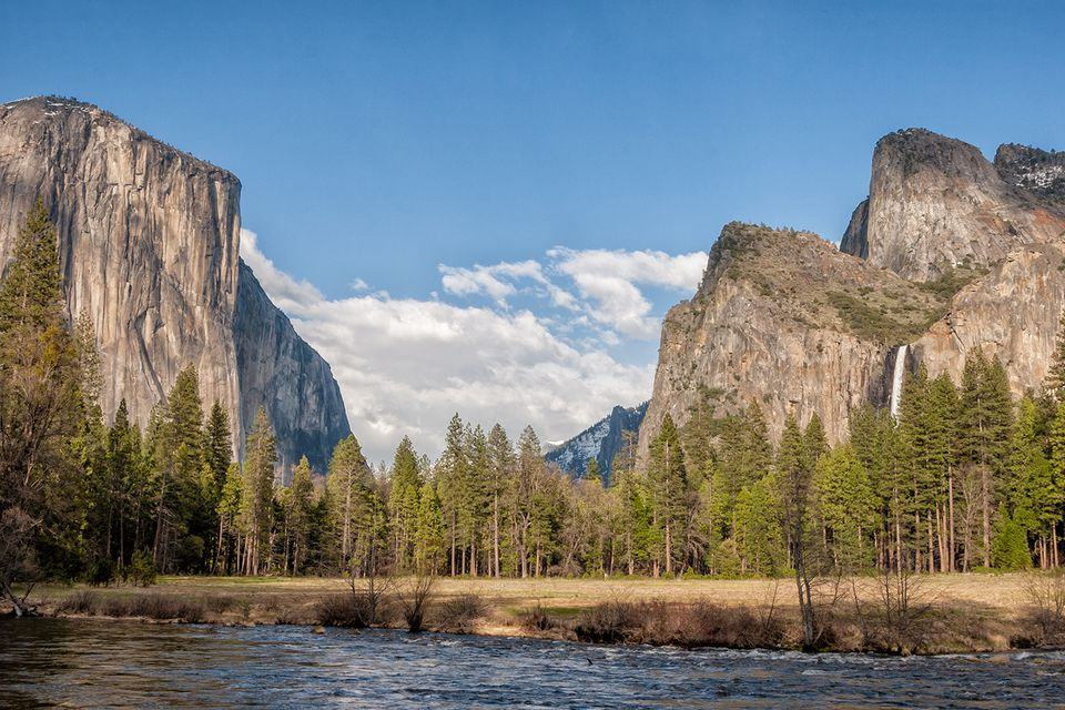 Yosemite Valley in Early Summer