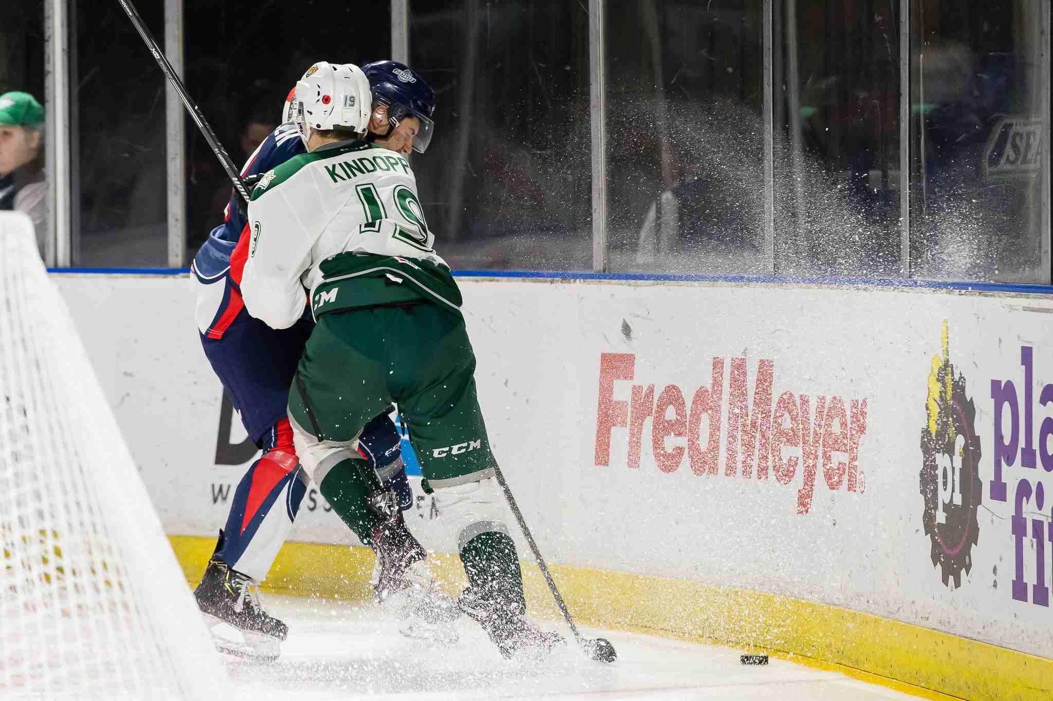 Everett Silvertips Hockey Club