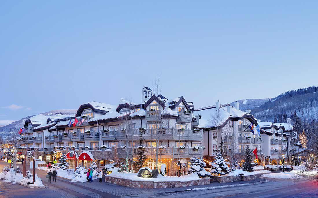 The Sonnenalp Hotel