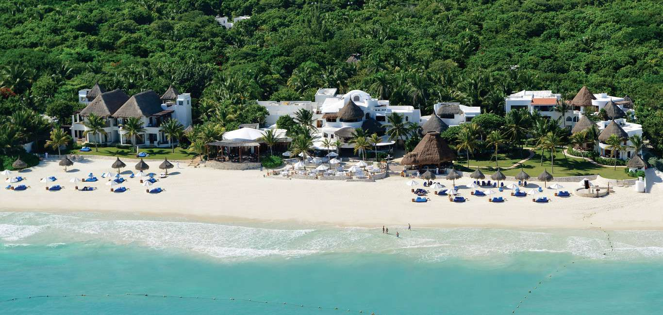 The Best Spas In The Riviera Maya