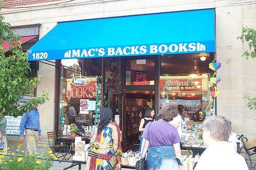 Libros en rústica Macs, Cleveland Heights Ohio