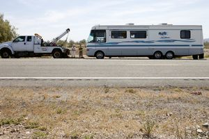 An RV accident