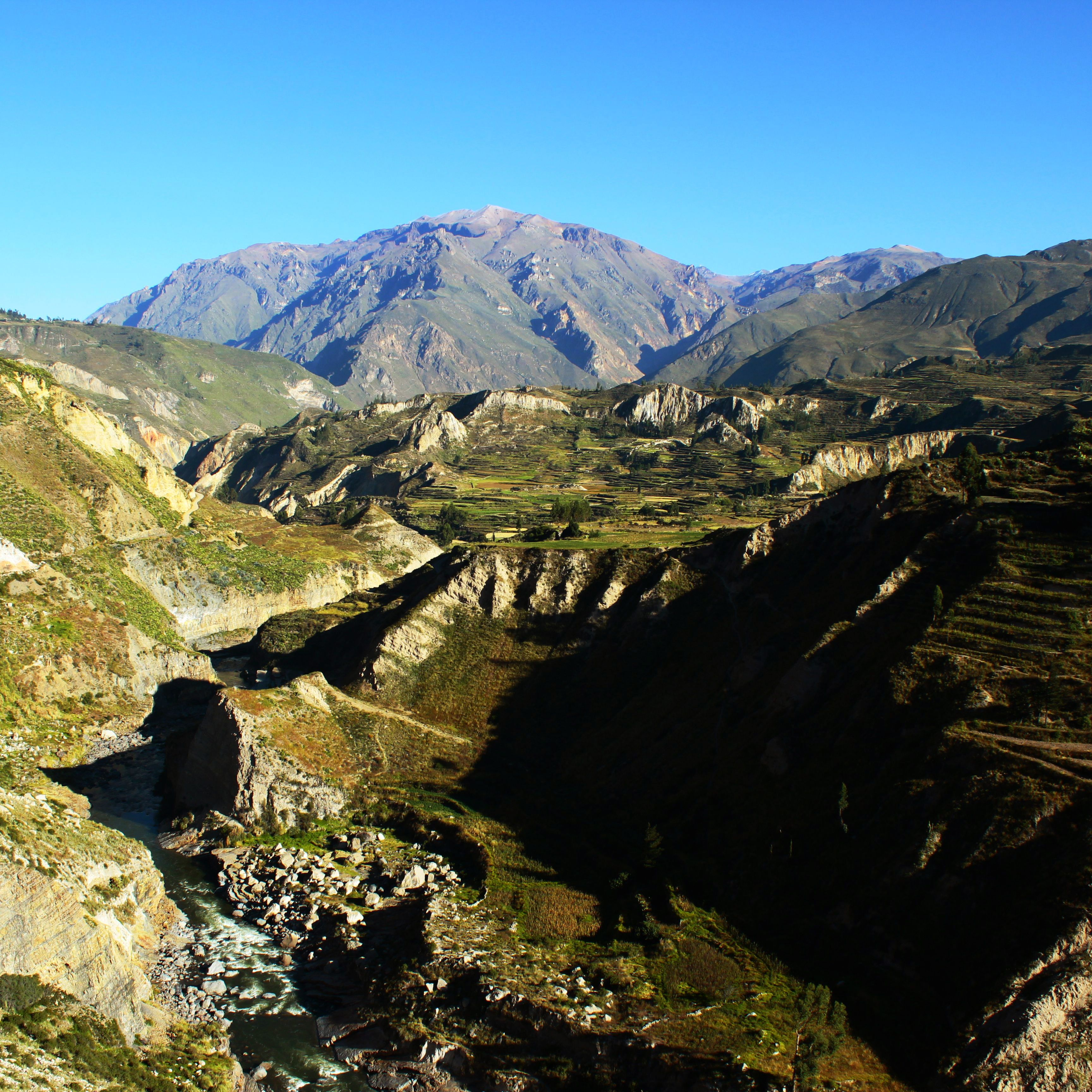 Why You Should See the Colca Canyon in Peru