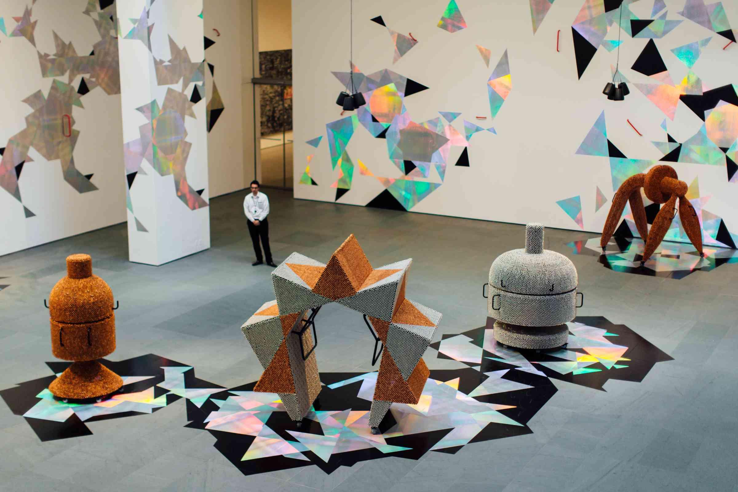 Exhibit at the MOMA, New York City, NY