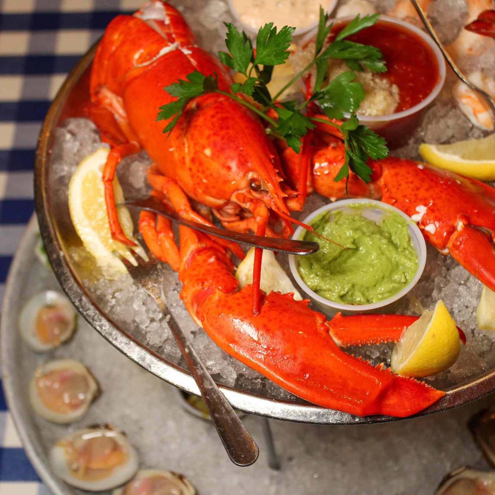 Lobster at Boston's Summer Shack