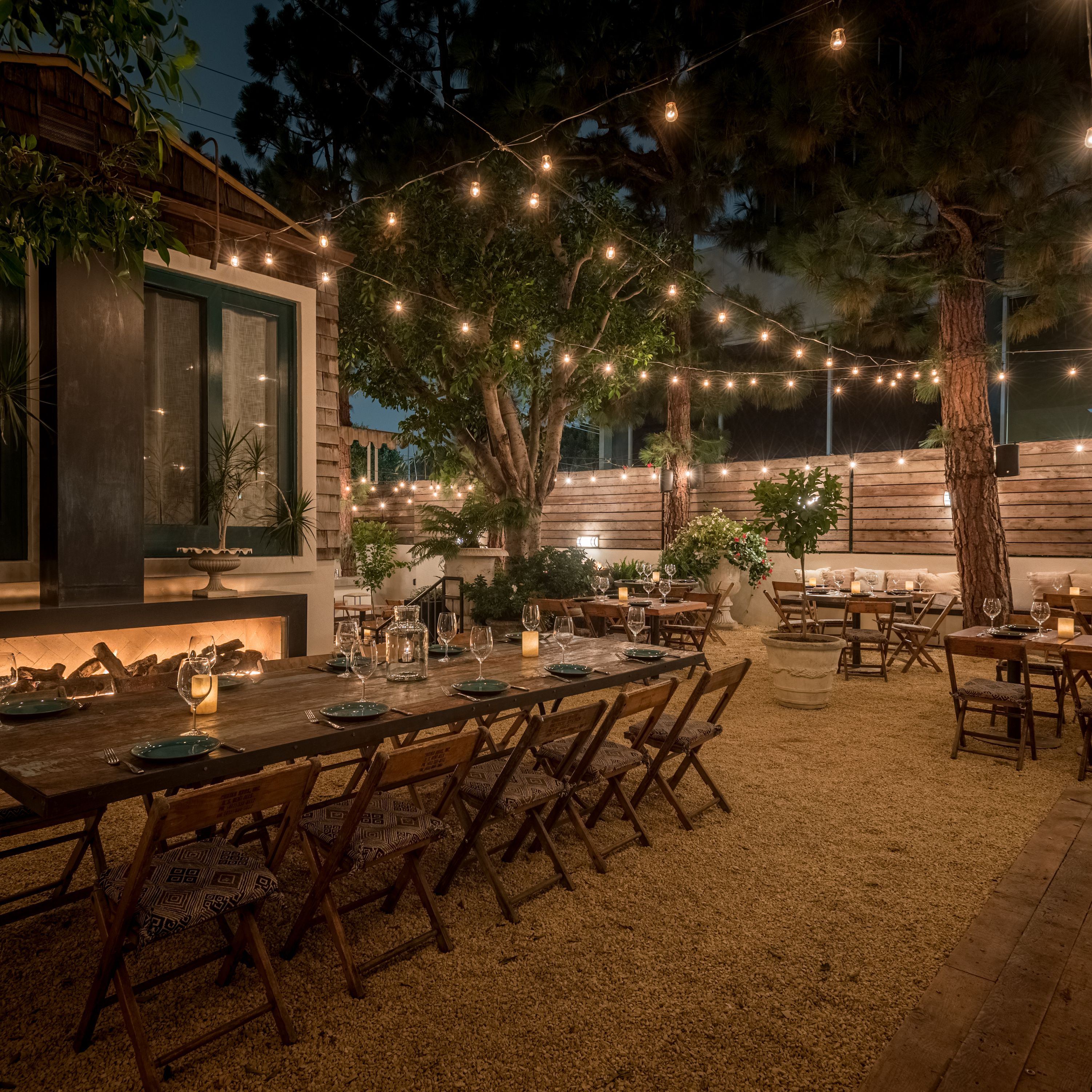 The Top 18 Dining Patios and Rooftops in Los Angeles