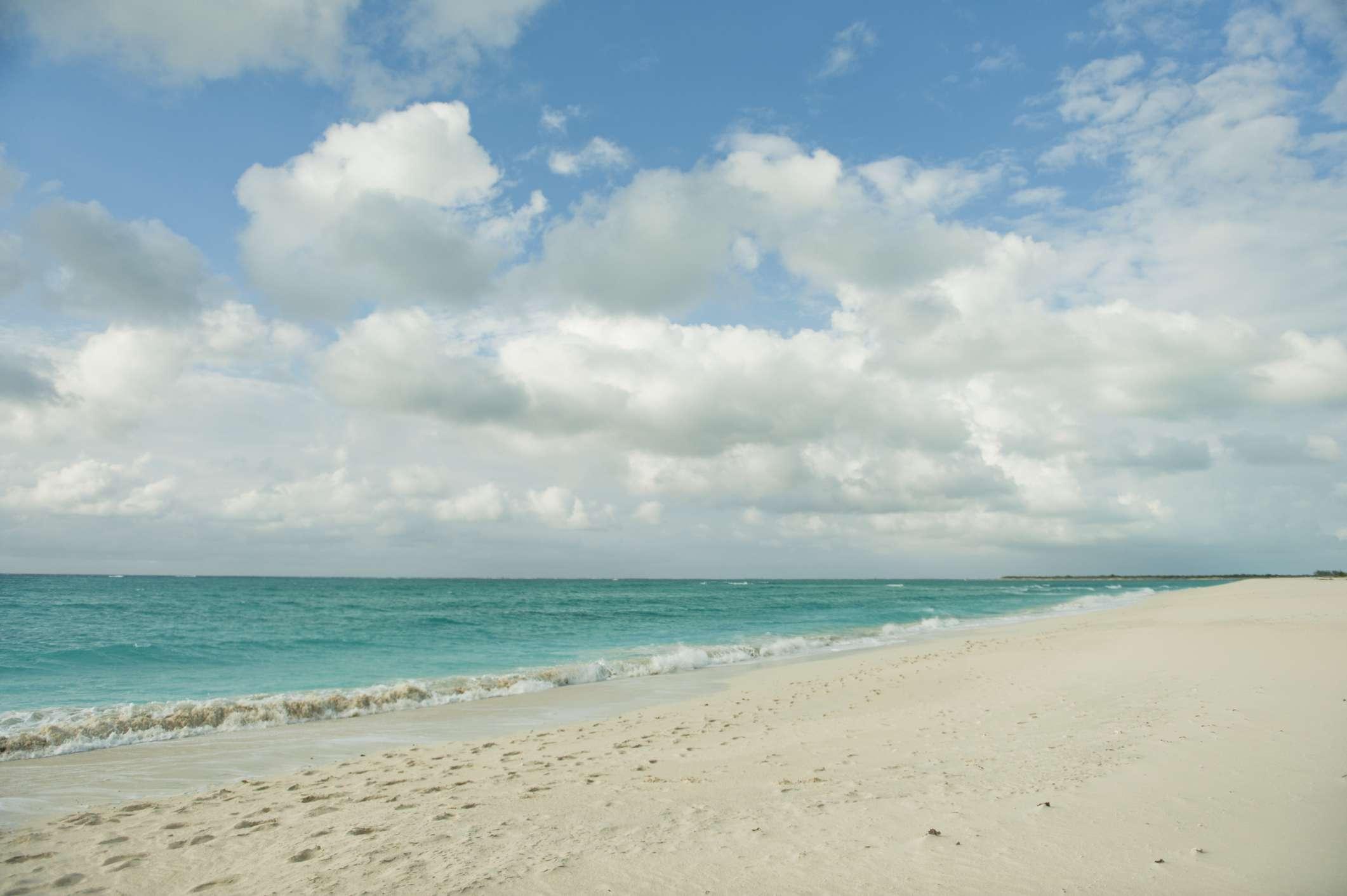 Cove Beach, South Caicos