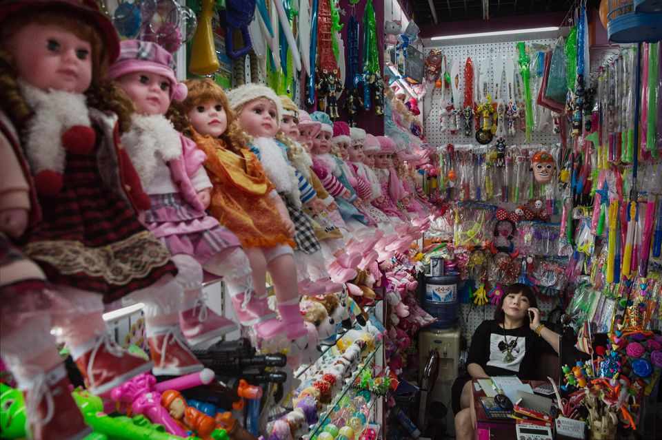 841bc7f2c Nihong Kids Plaza Clothing and Toy Market in Shanghai