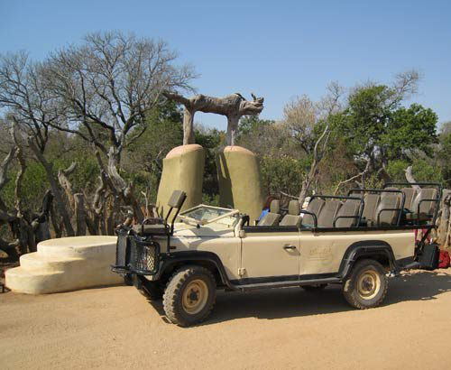 africa land rover