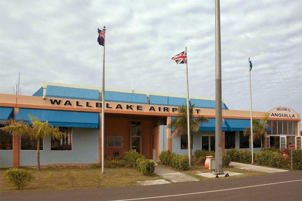 Clayton J. Lloyd International Airport (Wallblake Airport)