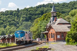 Amtrak in Maryland