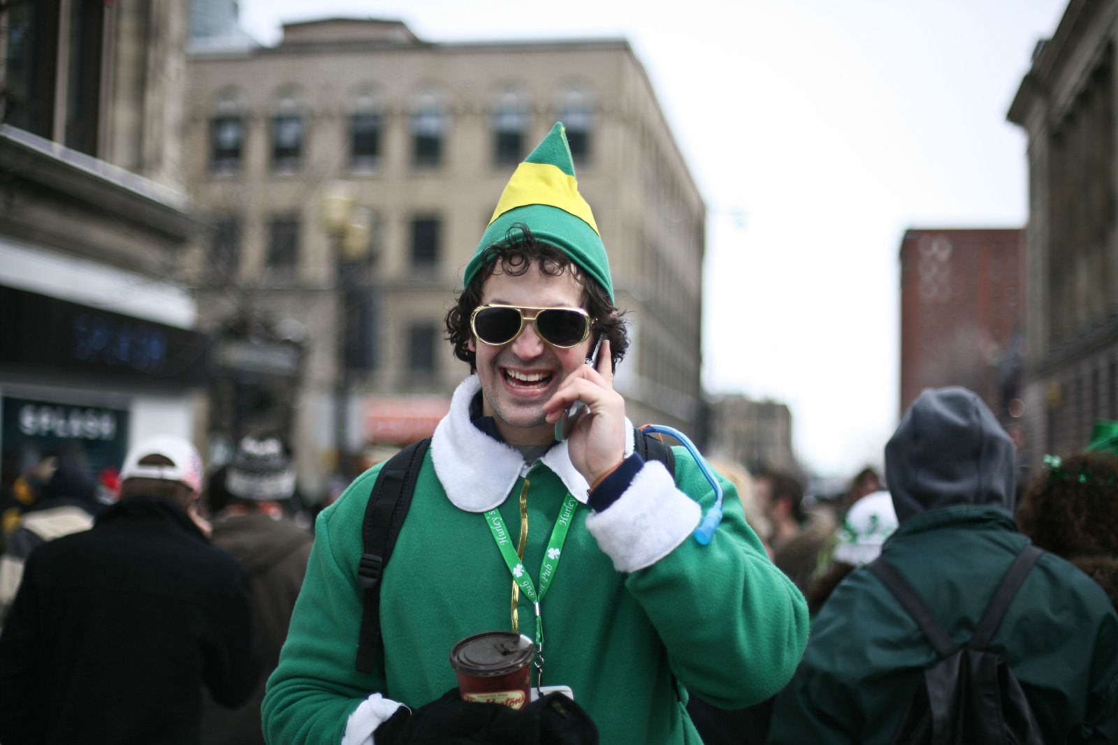 Montreal festivals in March 2017 include the St. Patrick's Day Parade.