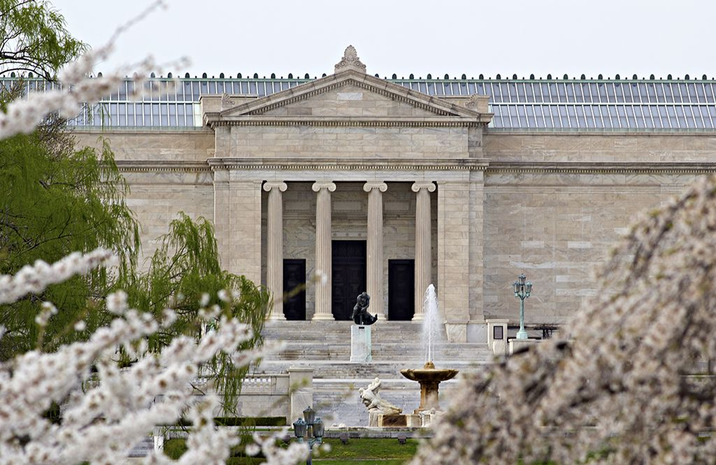 Family programs at Cleveland Art Museum