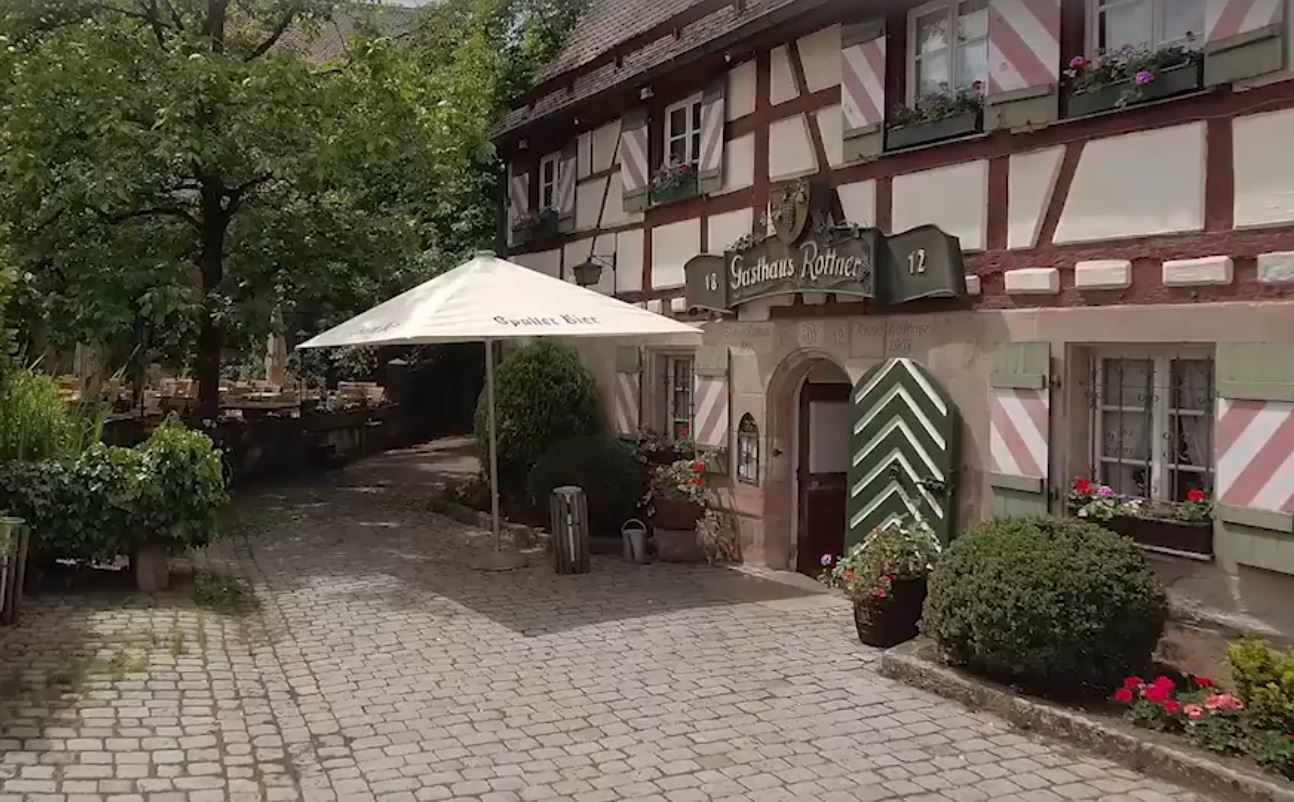 Gasthaus Rottner in Nuremberg, Germany
