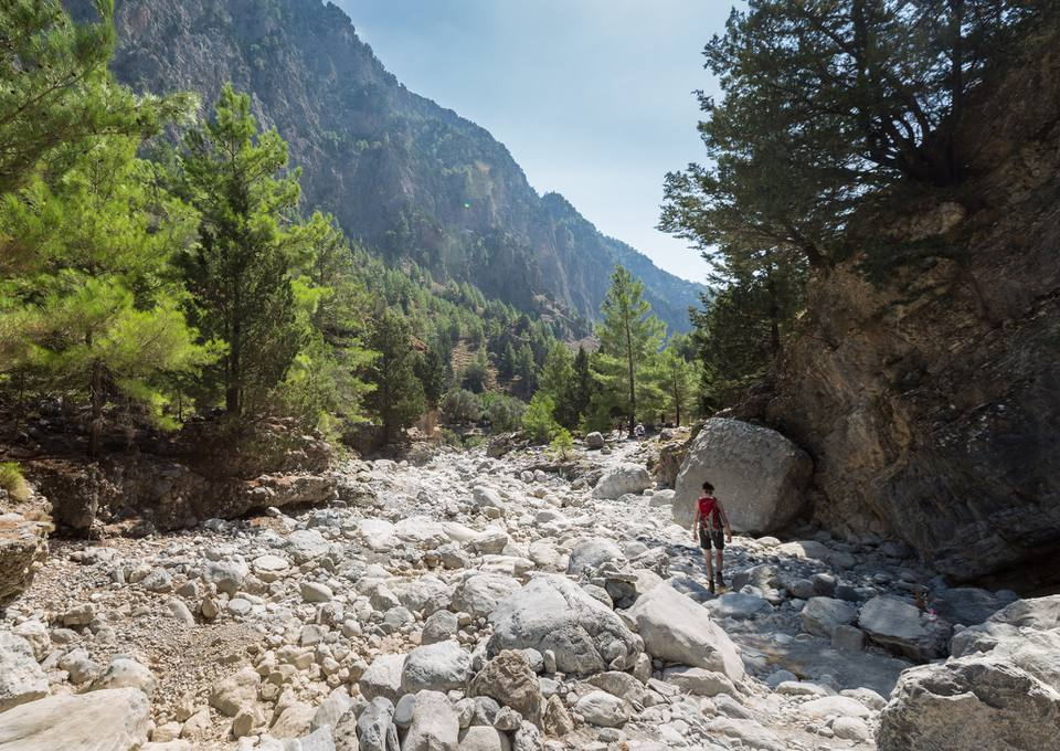 Tips for Hiking the Samaria Gorge in Greece