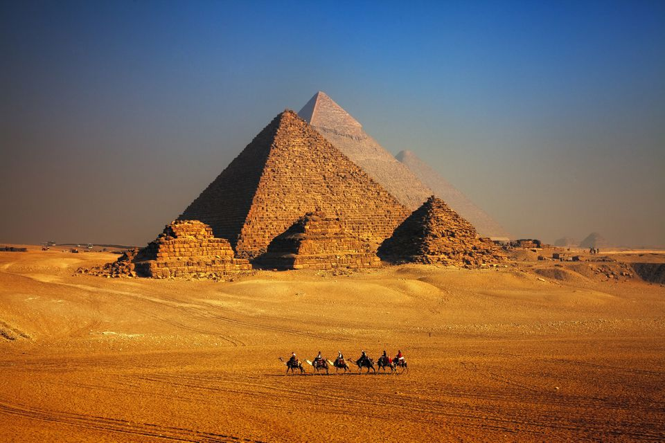 Planning A Road Trip >> Online Kids' Tour of Egyptian Pyramids
