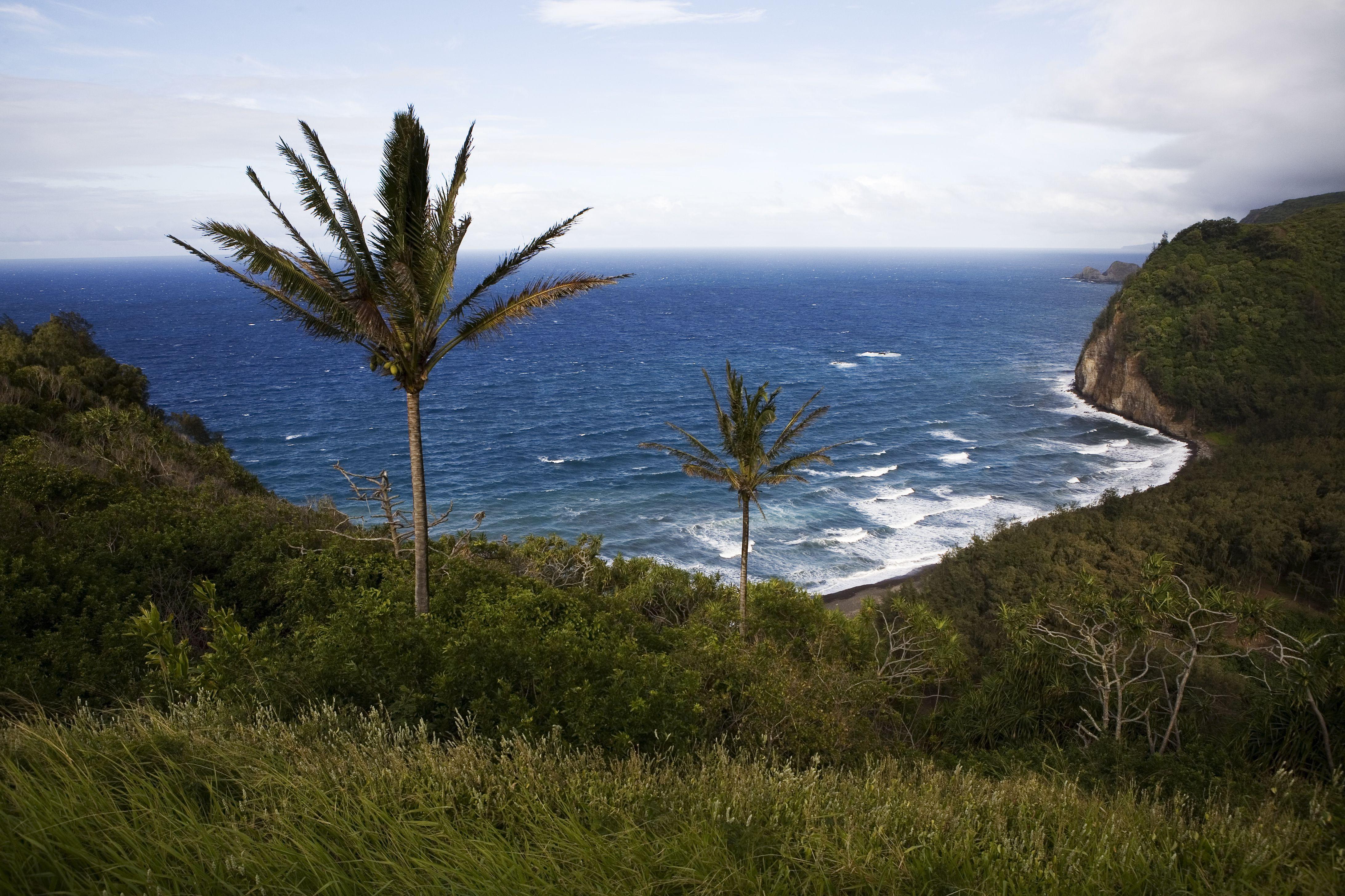 Pololu Valley, Hamakua Coast, North Kohala