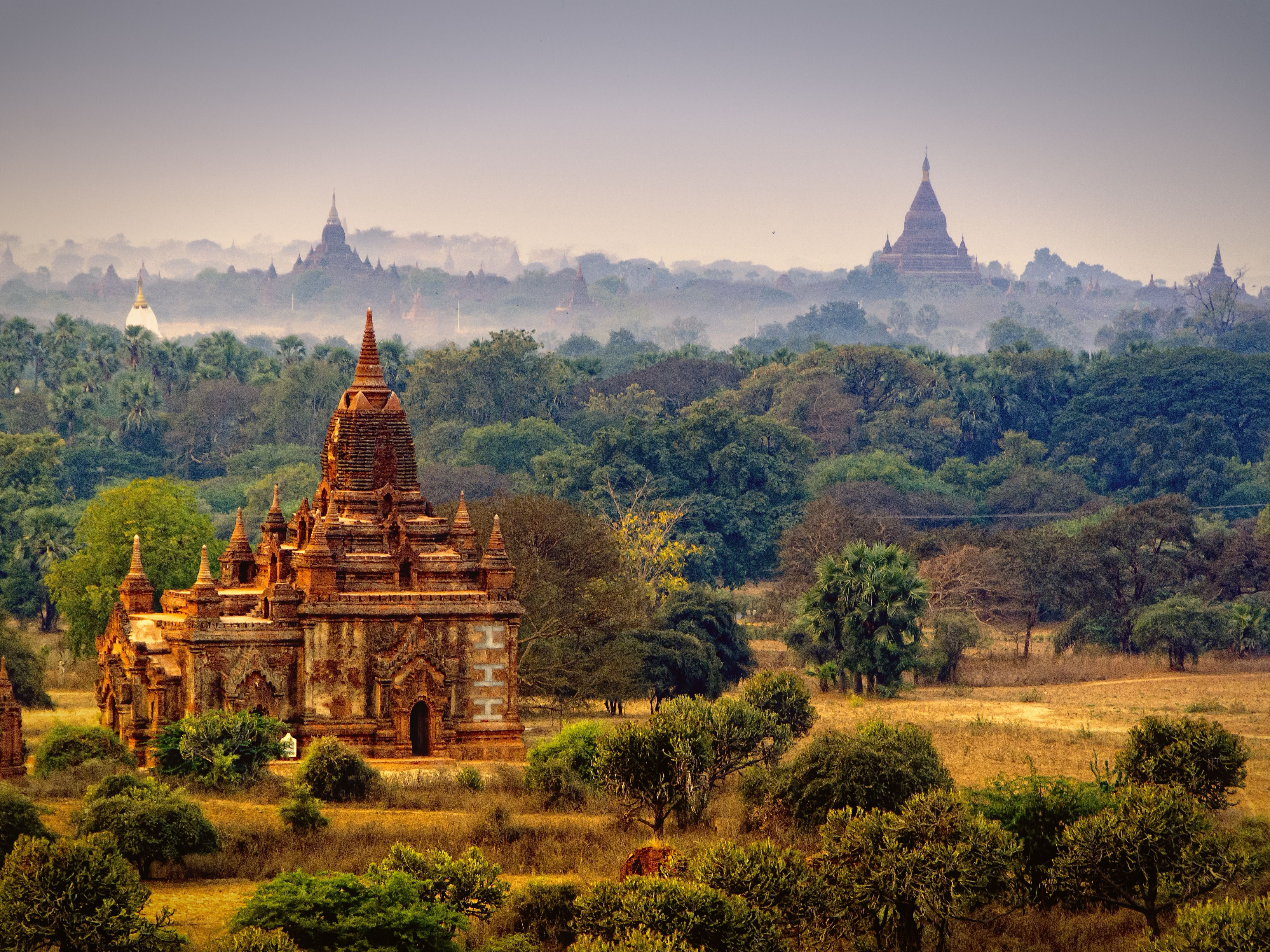 Where Is Burma Interesting Facts About