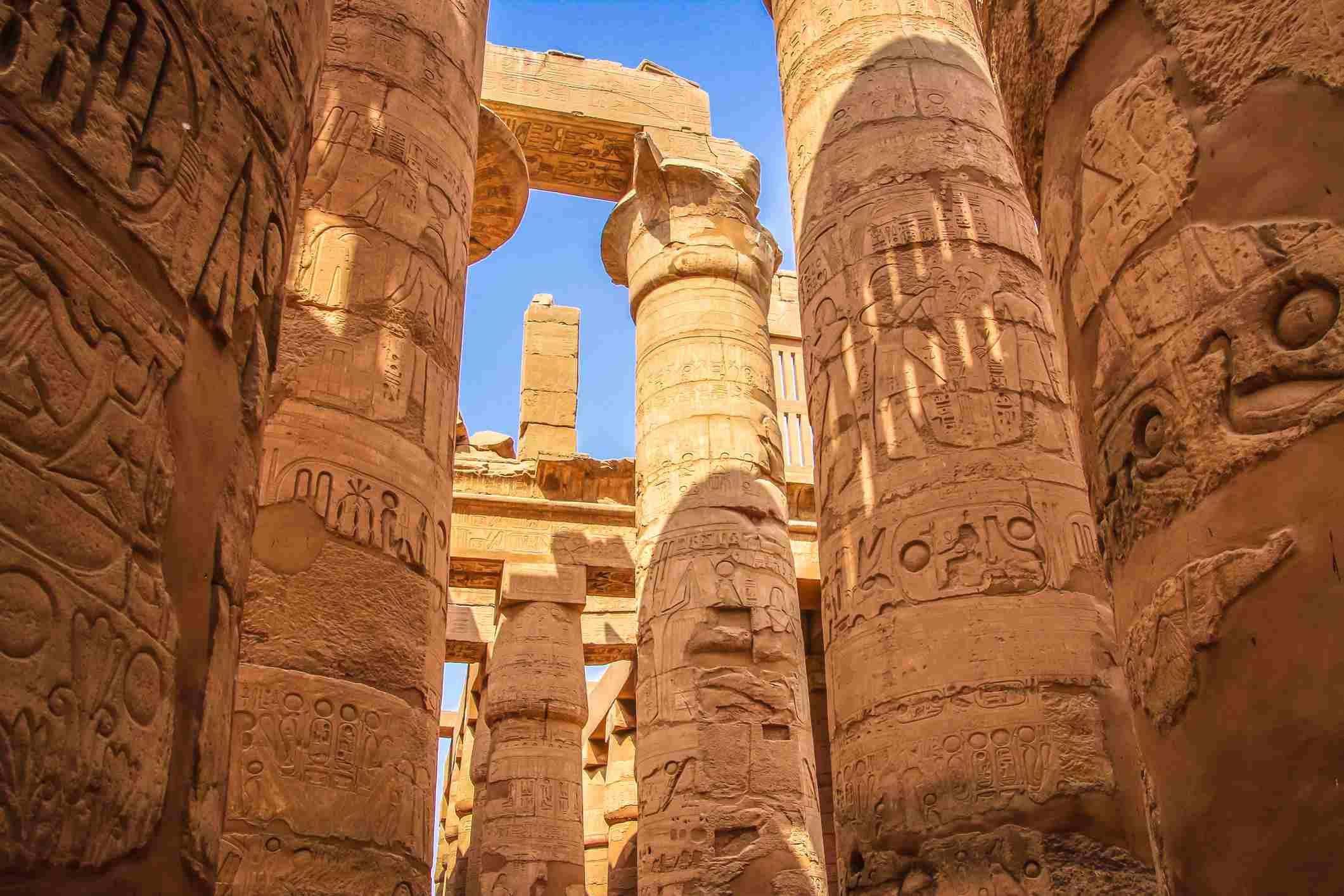 Temple of Amun-Ra, Karnak, Egypt