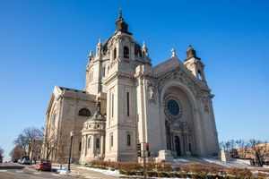 Exterior of the Cathedral of Saint Paul