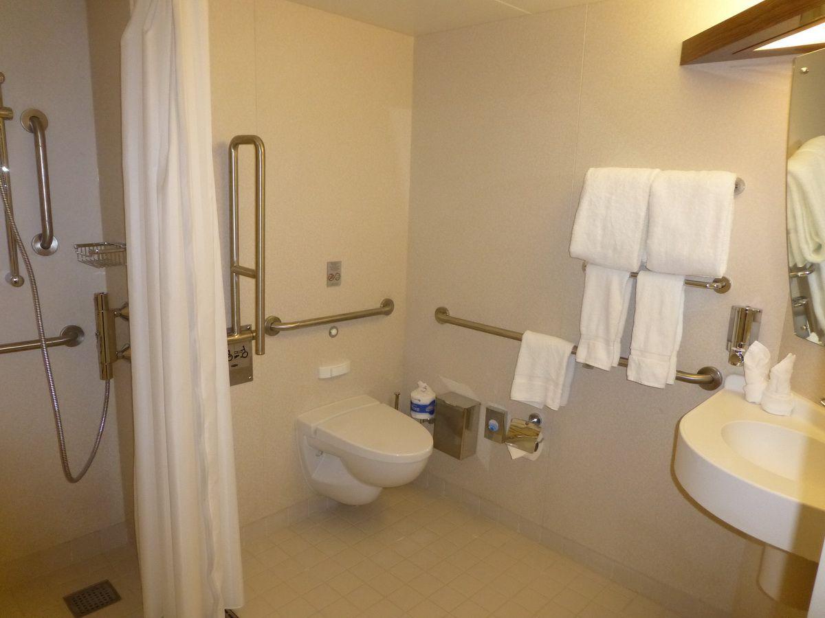Norwegian Breakaway Family Inside Cabin Bathroom