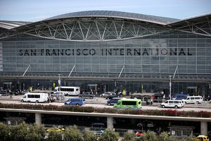 San Francisco International Airport Exterior