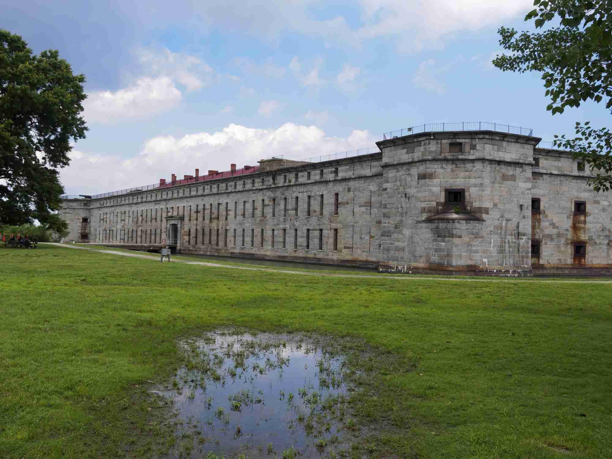 Fort Delaware, Pea Patch Island, Delaware