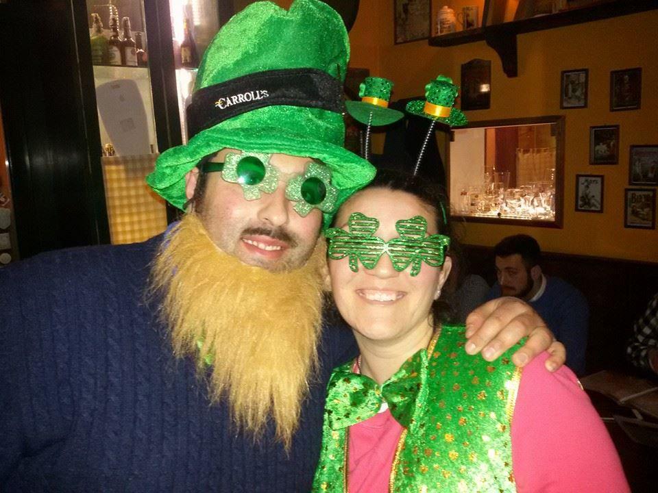 Saint Patrick's Day at Joy's Pub