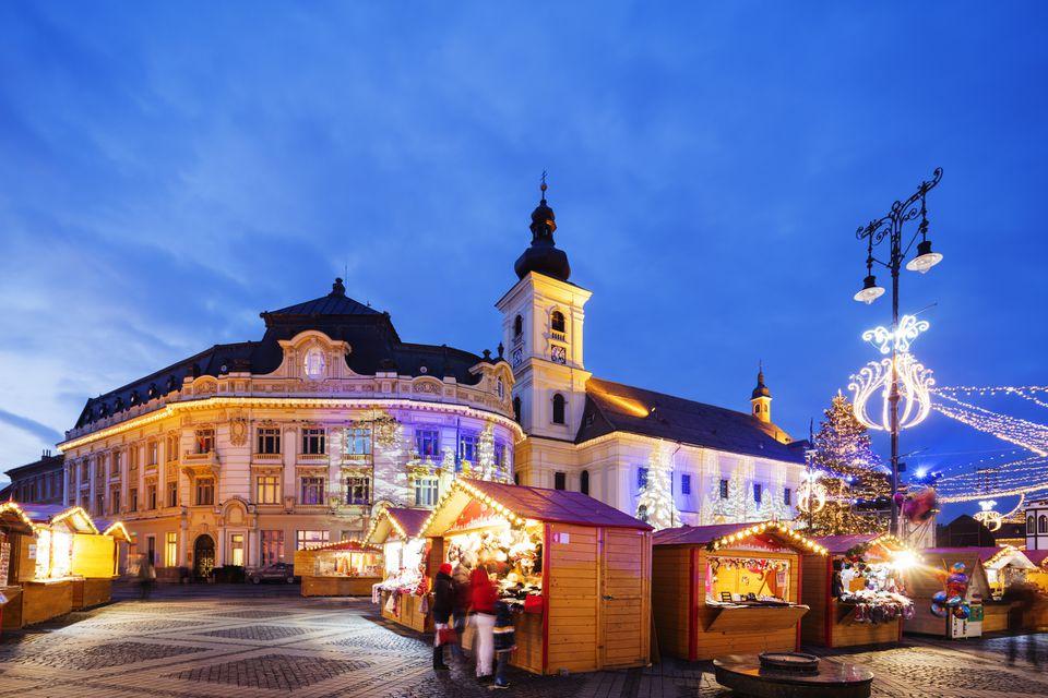Navidad en Rumania