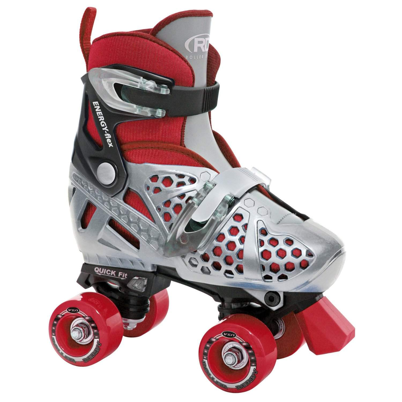 Roller Derby Trac Star Adjustable Roller Skates