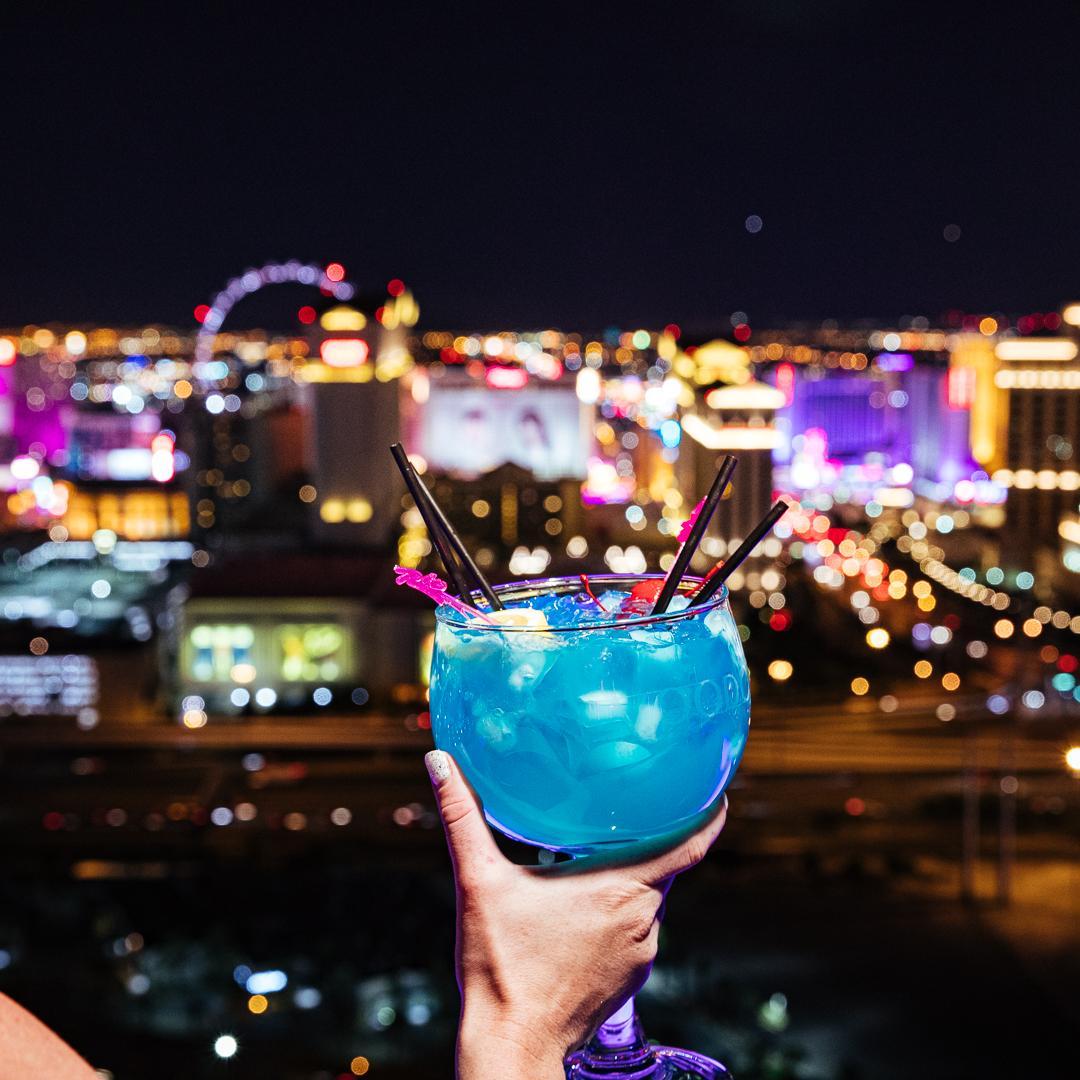 Top Rooftop Bars in Las Vegas